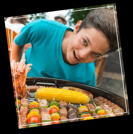 De Vierhoekhoeve Barbecue Kamp Bbq