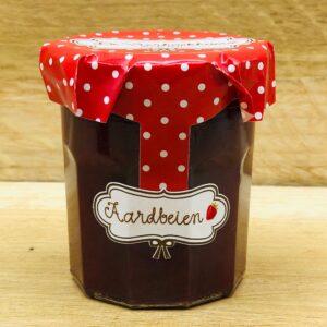 De Vierhoekhoeve Webshop Ambachtelijke Confituur Aardbeien