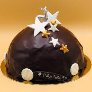 De Vierhoekhoeve Webshop Ijstaart Chocoladebombe