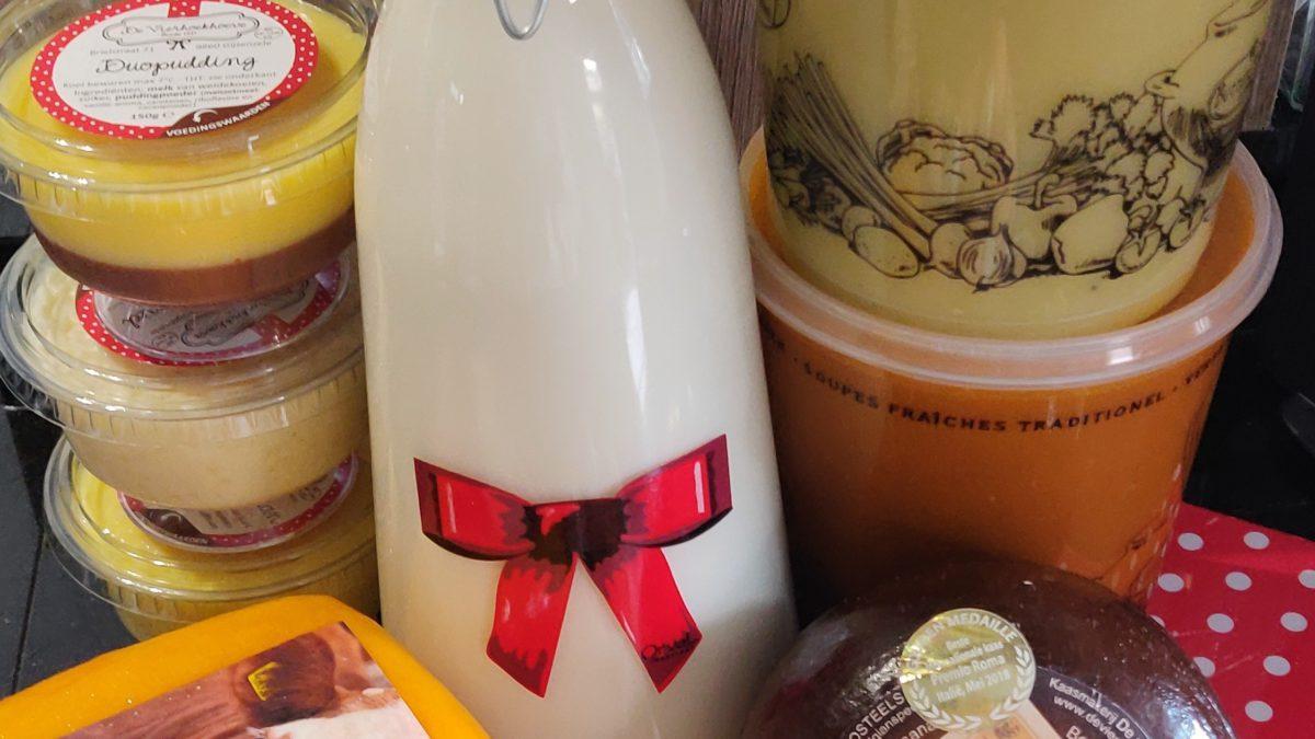 Melk Soep